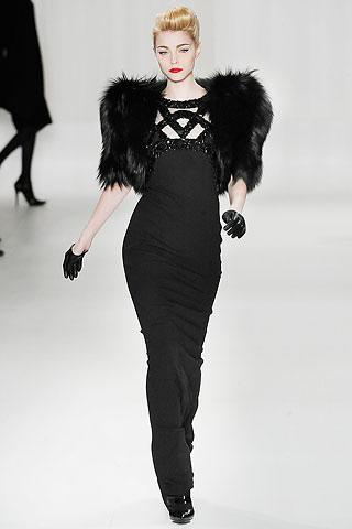Элегантные вечерние платья 2009 года для настоящих леди станут настоящим...