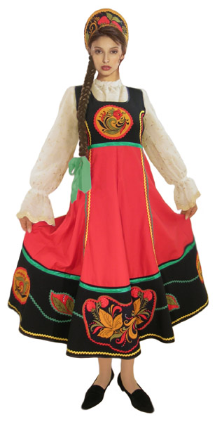 Русский народный костюм своими руками для мальчика