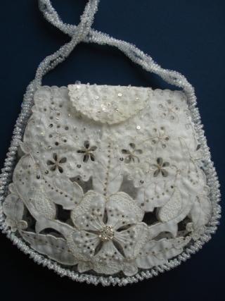 Стили свадебных сумочек для невесты.  Если вы не намерены делать...